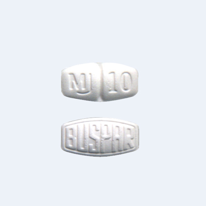 Buspar Is Generic For