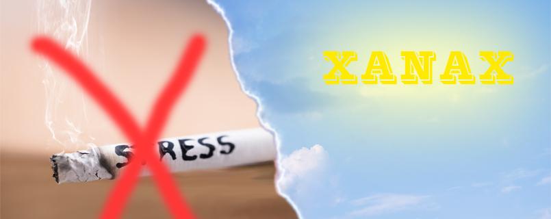 Xanax and smoking